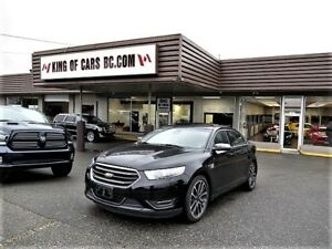 2017 Ford Taurus LIMITED AWD