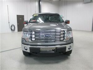 2014 Ford F-150 Lariat S/Crew 4X4 Navigation Moose Jaw Regina Area image 2