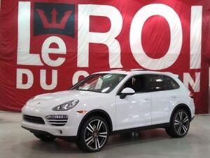 Porsche Cayenne AWD PREMIUM GPS NAVI TOIT PANO 2014