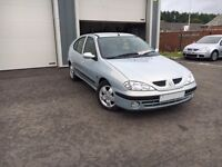 Megane, Long MOT, Leather, 1 Owner, Outstanding Condition, Trade-In to Clear