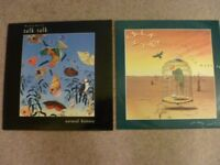 """Talk Talk """"Natural History"""" and """"Life's What You Make It"""" Vinyl Records"""