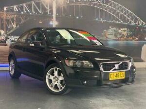 2008 Volvo C30 M Series MY09 T5 Black Sports Automatic Hatchback Prospect Blacktown Area Preview