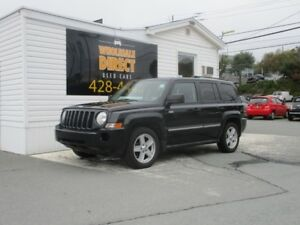2010 Jeep Patriot SUV 4X4 2.4 L