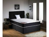 BRAND NEW MEMORY FOAM DOUBLE BED AND MATTRESS