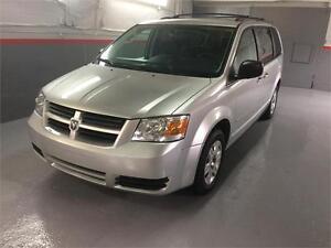 2009 Dodge Grand Caravan STOW 'N GO/8 pneus/78673 KM....