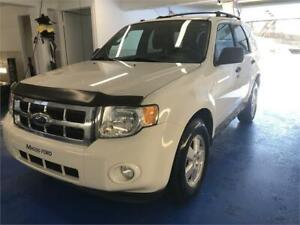 2009 FORD ESCAPE XLT 4X4 123 000KM 6980$ FINANCE MAISON 100% APP