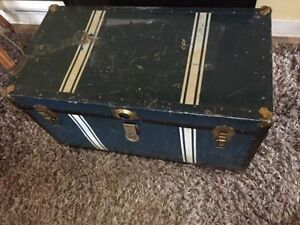 Old Style Storage Trunk