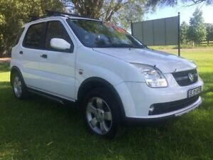 2004 Holden Cruze YG White 4 Speed Automatic Wagon Tuggerah Wyong Area Preview