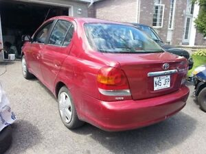 well maintained Toyota Echo Automatic