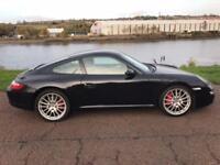 2008 B PORSCHE 911 3.8 CARRERA 2 TIPTRONIC S 2D AUTO 355 BHP