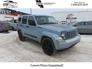 2012 Jeep Liberty Arctic Blue, 4X4, Bluetooth, Navigation