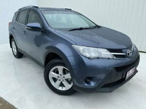 2013 Toyota RAV4 ZSA42R GX 2WD Blue 6 Speed Manual Wagon Mundingburra Townsville City Preview