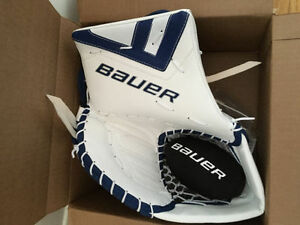 Brand New - Bauer Supreme One.9 Sr. Goalie Catcher Glove