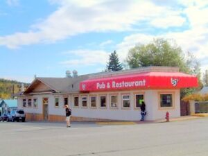 Restaurant and Pub for sale or lease, Kimberley, BC.