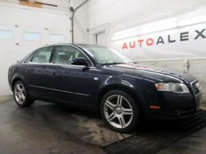 2008 Audi A4 2.0T QUATTRO CUIR TOIT OUVRANT MAGS
