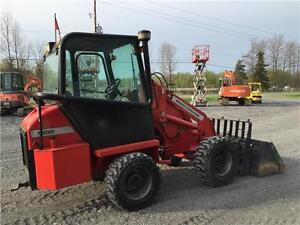 Massey Ferguson 7500 Wheel Loader / Chargeur sur Roues Cornwall Ontario image 4