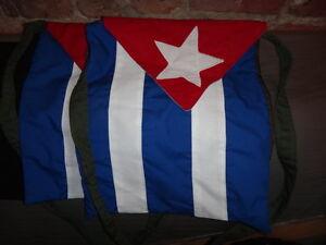sac de Cuba et Mexique