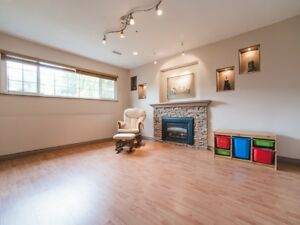 Bright & Spacious 2 Bedroom Basement Suite in Cloverdale
