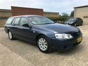 2008 Ford Falcon BF Mk II Futura Sports Automatic Wagon South Nowra Nowra-Bomaderry Preview
