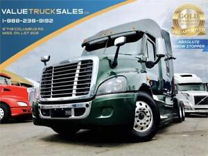 2015 FREIGHTLINER Cascadia**13 SPEED MANUAL** -