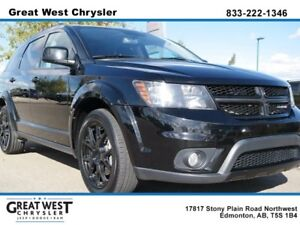 2014 Dodge Journey SXT**Blacktop Edition**Third Row Seating with
