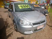 2010 Proton S16 GX S16 Silver Manual Sedan Winnellie Darwin City Preview