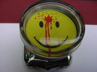 BLOODY BULLET HOLE SMILEY FACE STEERING KNOB RAT ROD GM STREET TATTOO ROCKABILLY - Bloody Bullet Hole
