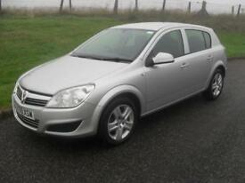 Vauxhall Astra 1.6 16v ( 115ps ) 2009MY Club 74300 Mls MOT 13/8/18 Tidy