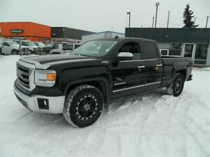 2014 GMS SIERRA Z71 OFF ROAD /LEATHER /5.3 VOTEC