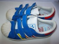 Adidas ortholite size 2