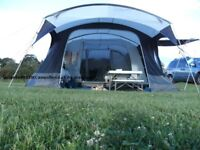 Sprayway ravine 6+2 tent and other camping equipment available