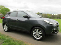 2010 (10) Hyundai ix35 2.0CRDi 16v ( 4WD ) Premium ***FINANCE ARRANGED***