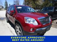 2011 GMC Acadia SLT1 Barrie Ontario Preview