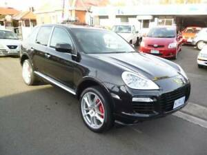 PORSCHE CAYENNE TURBO New Town Hobart City Preview