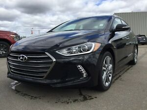 2017 Hyundai Elantra LIMITED Accident Free,  Navigation (GPS),