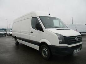 Volkswagen Crafter CR35 LWB 2.0 TDI 136PS HIGH ROOF STARTLINE VAN DIESEL (2016)