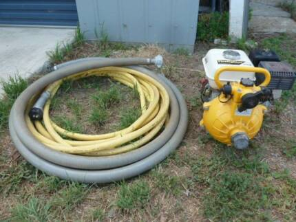 Davey Firefighter Pump with Hoses