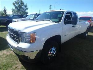 2012 GMC SIERRA 3500HD Dually Long Box WT