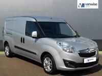 2014 Vauxhall Combo 2300 L2H1 CDTI S/S SPORTIVE Diesel silver Manual