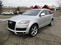 2007 Audi Q7 S-LINE Premium 4.2L ONLY 77,300Km's. Tuesday Dec 1.