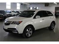 2012 Acura MDX SH-AWD Technology Package BLIND SPOT ASSIST DVD
