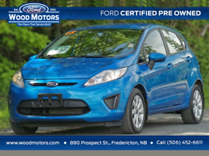 2013 Ford Fiesta SE Certified Pre-Owned