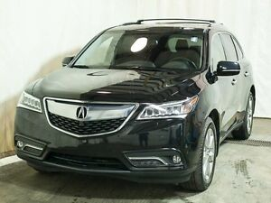 2015 Acura MDX Elite Package SH-AWD 360 Camera, Navigation