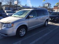 2008 Chrysler Town & Country 112000km