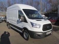 Ford Transit 350 2.2 Tdci 125Ps L3 H3 Van DIESEL MANUAL WHITE (2014)