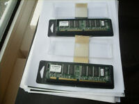 2 x Mac G4/64MB SDRAM modules