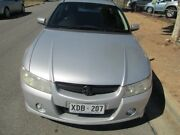 2004 Holden Commodore VZ S Silver 4 Speed Automatic Utility Salisbury Plain Salisbury Area Preview