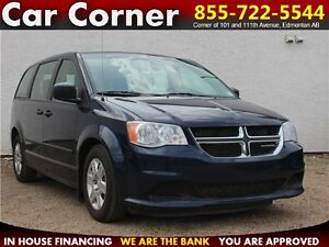 2013 Dodge Grand Caravan SE   7-PASSENGER WITH ROOM TO SPARE!