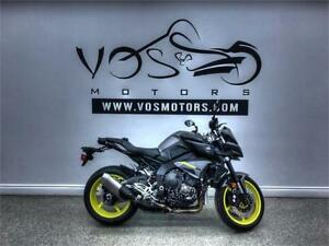 2018 Yamaha MT-10- V2939NP- No Payments For 1 Year**