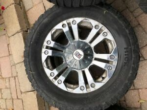 Mickey Thompson's and Monster Rims - MAKE an OFFER!  MUST GO!!